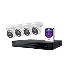 Complete Acusense Camera Set 4MP